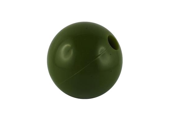 Silikon Ballknebel Grün